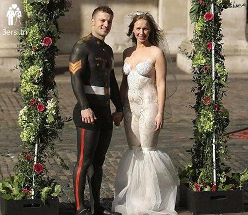 Les pires robes de mariées de l'histoire de l'humanité
