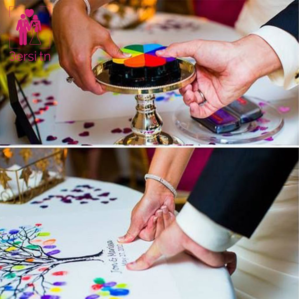 Un souvenir gravé à jamais par vos invités: misez sur l'originalité!!