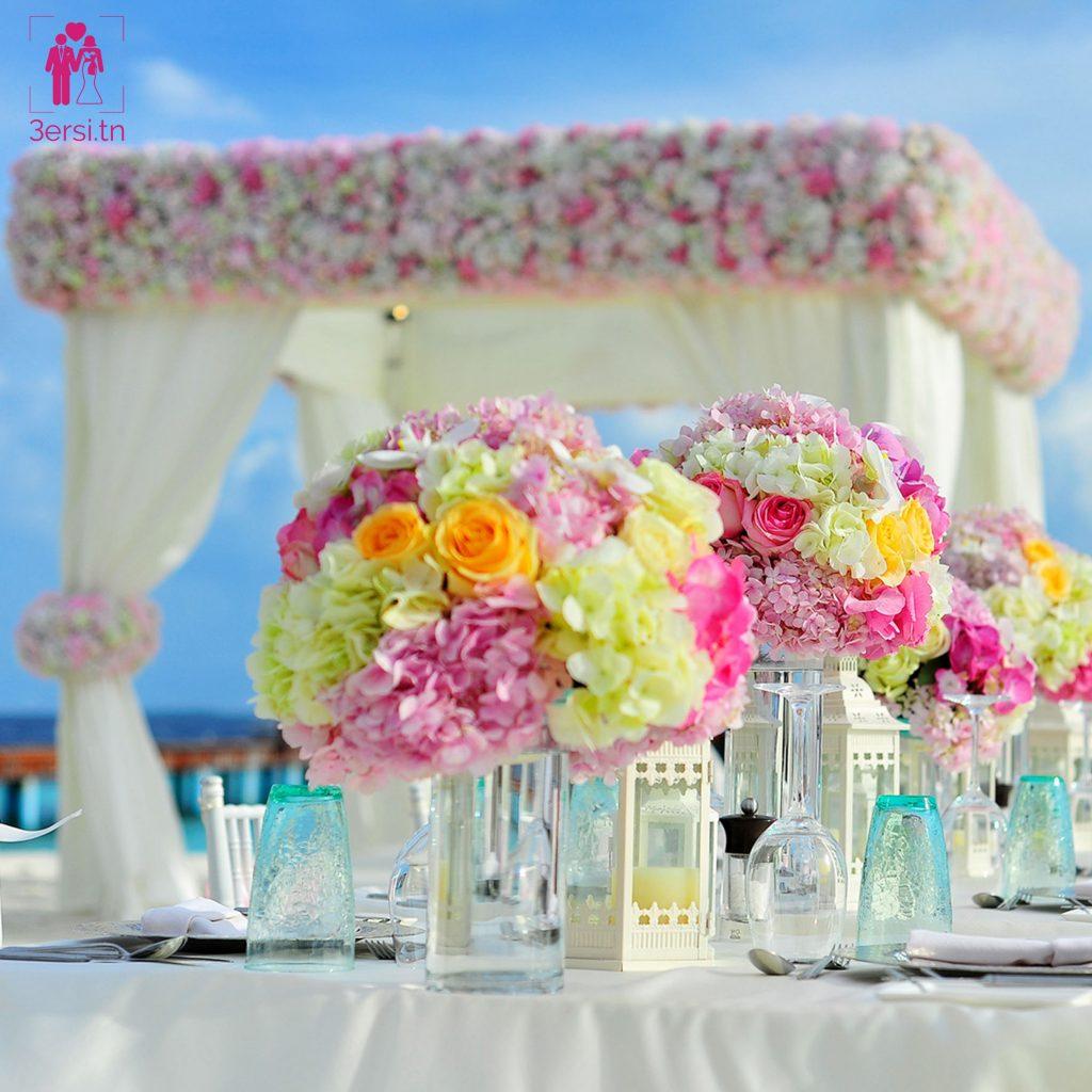 10 thèmes de mariage à adopter le jour-J