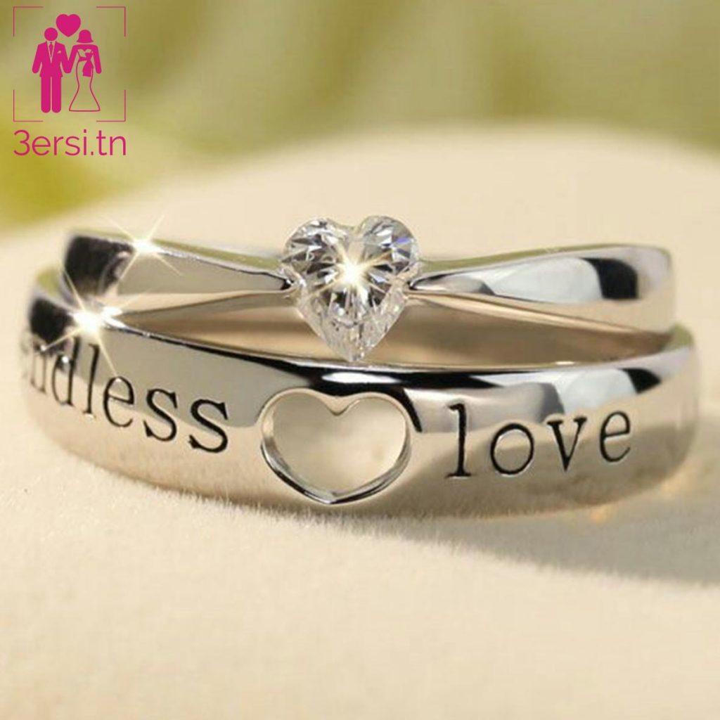 Idées bagues de mariage personnalisées !!