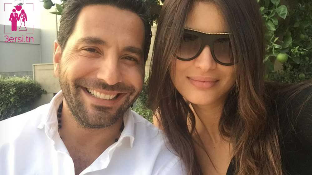 La mannequin Rym Saidi et Wissam Bridi se sont dit oui !!