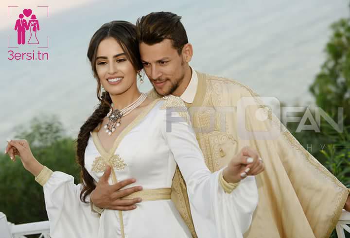 Découvrez la selection des photos de mariage de Youssef Msakeni