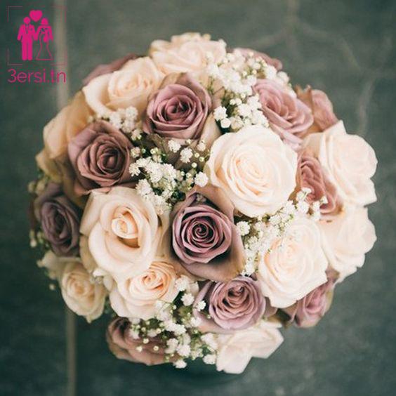 Les types de bouquets de mariage !!