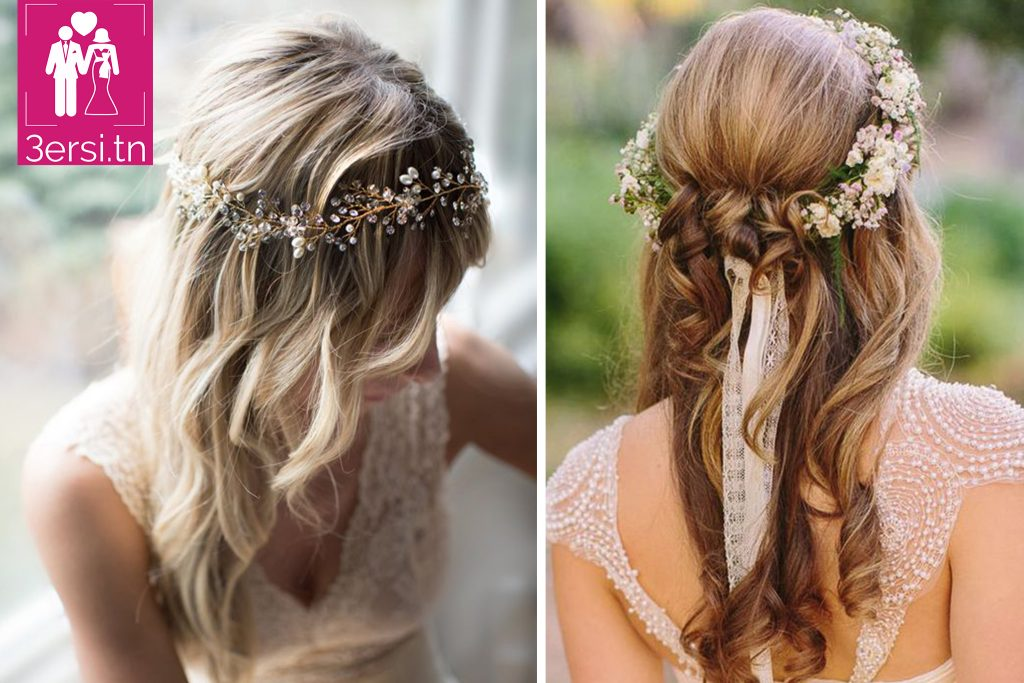 31 Coiffures inspirations cheveux ouverts!!