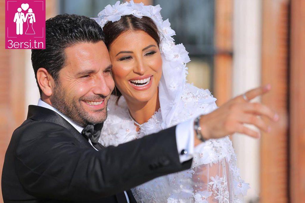 Le prestigieux mariage de Rym Saidi & Wissam Breidy!!