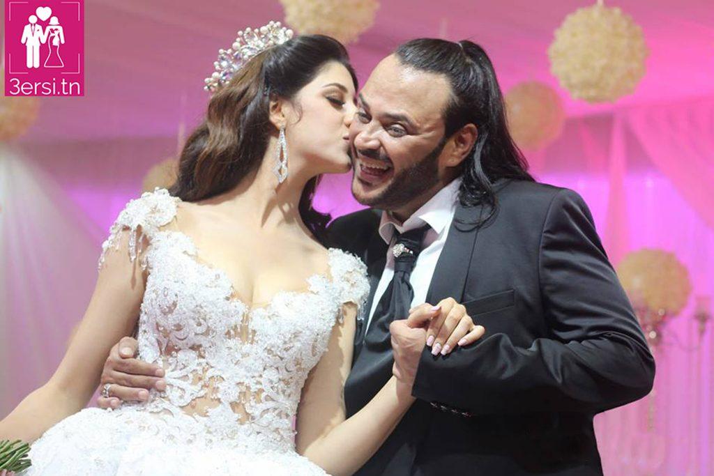 Le Mariage de l'artiste tunisien Akrem Mag