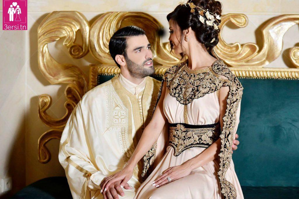 Le Mariage de la championne Habiba Ghribi avec l'homme d'affaire Yessine Saya
