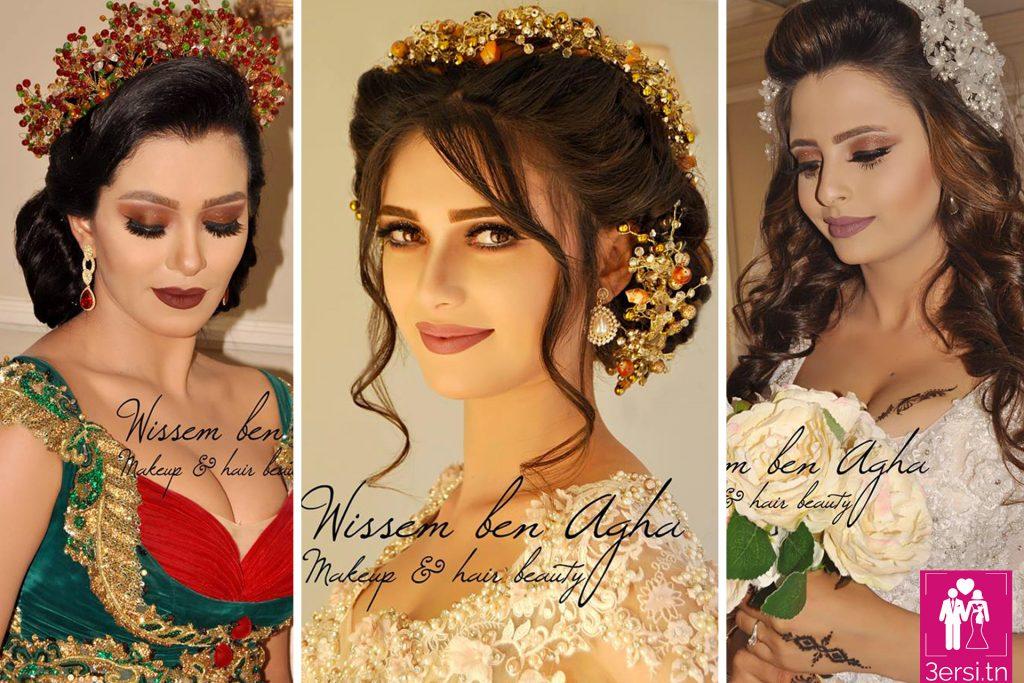 Top 10 des plus belles mariées de Wissem Ben Agha