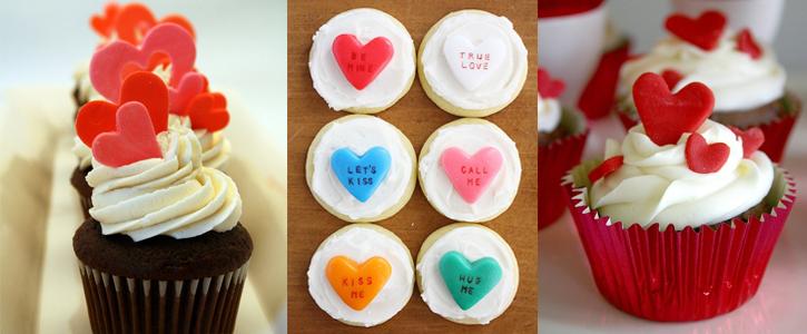 Le top 10 des desserts pour la St Valentin