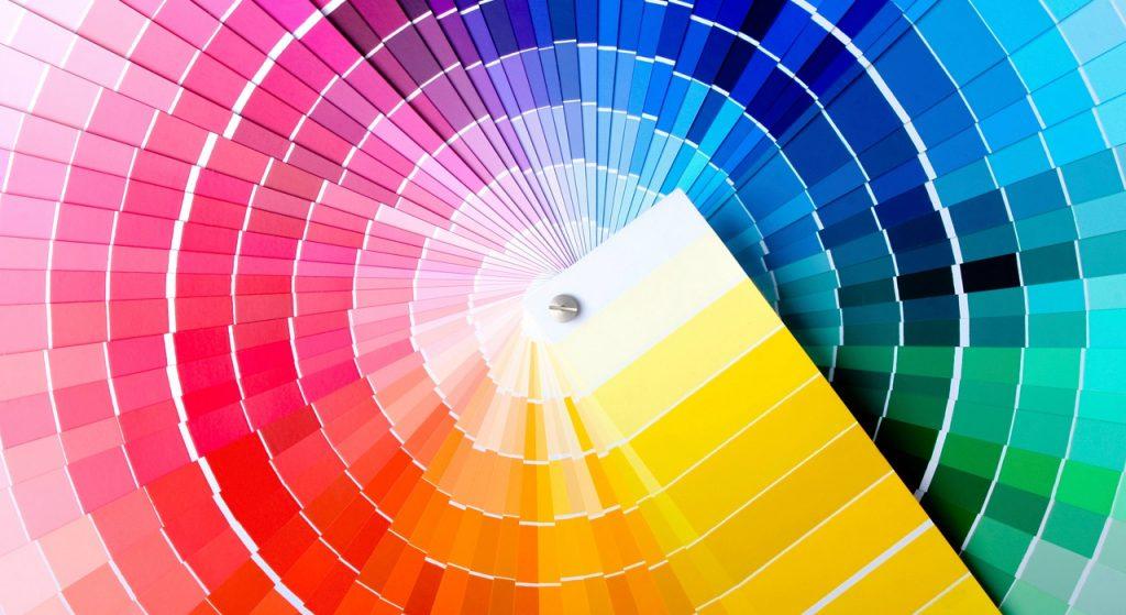 50 nuances de couleurs