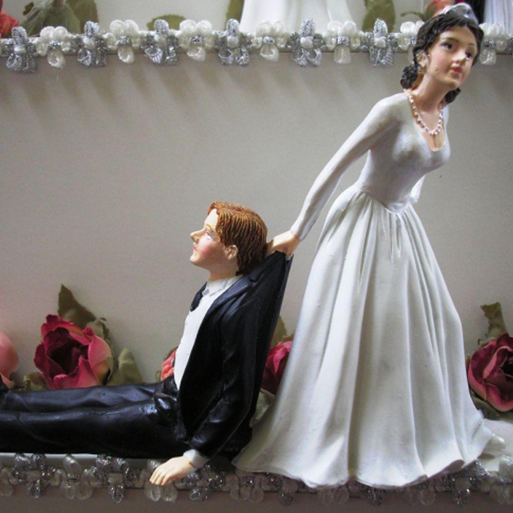 Choix de figurines pour les gâteaux de mariages