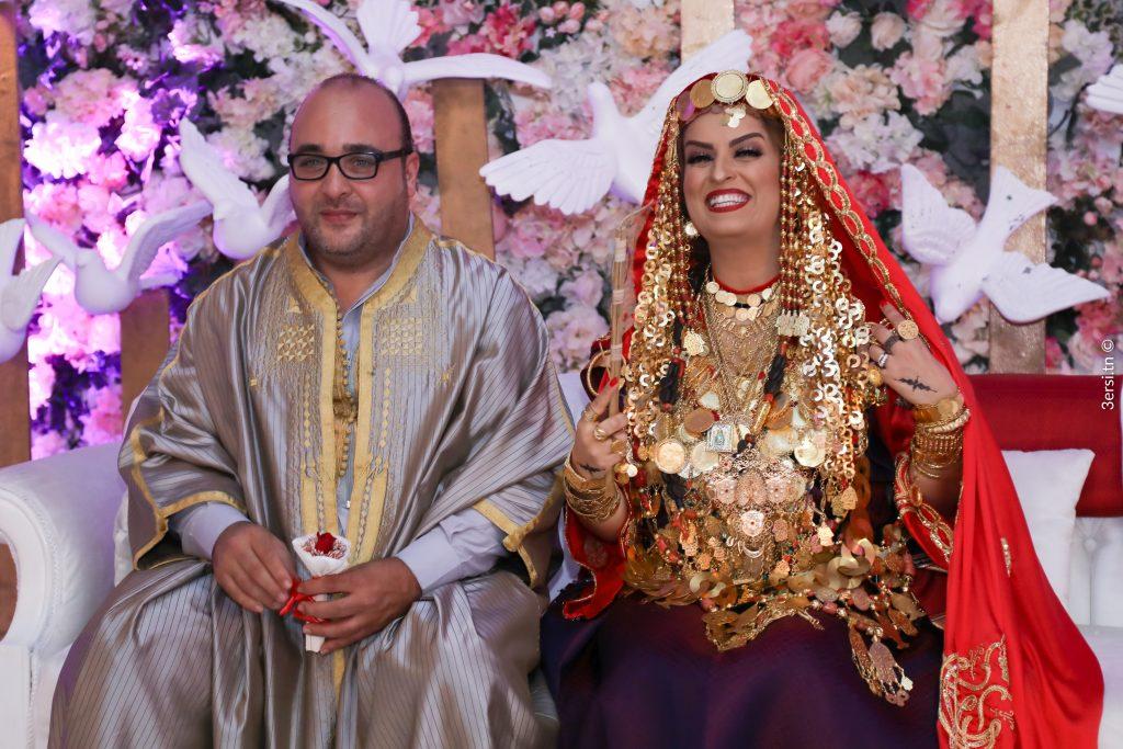Mariage de Mouna Dhouib
