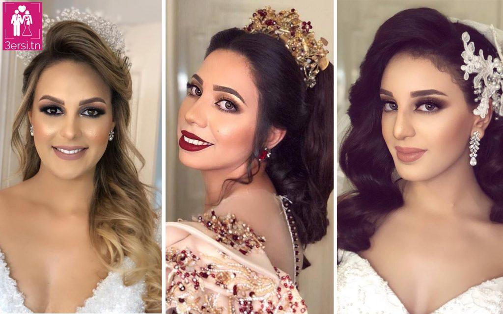 Les plus belles mariées de la semaine chez Espace Mariées Amani !