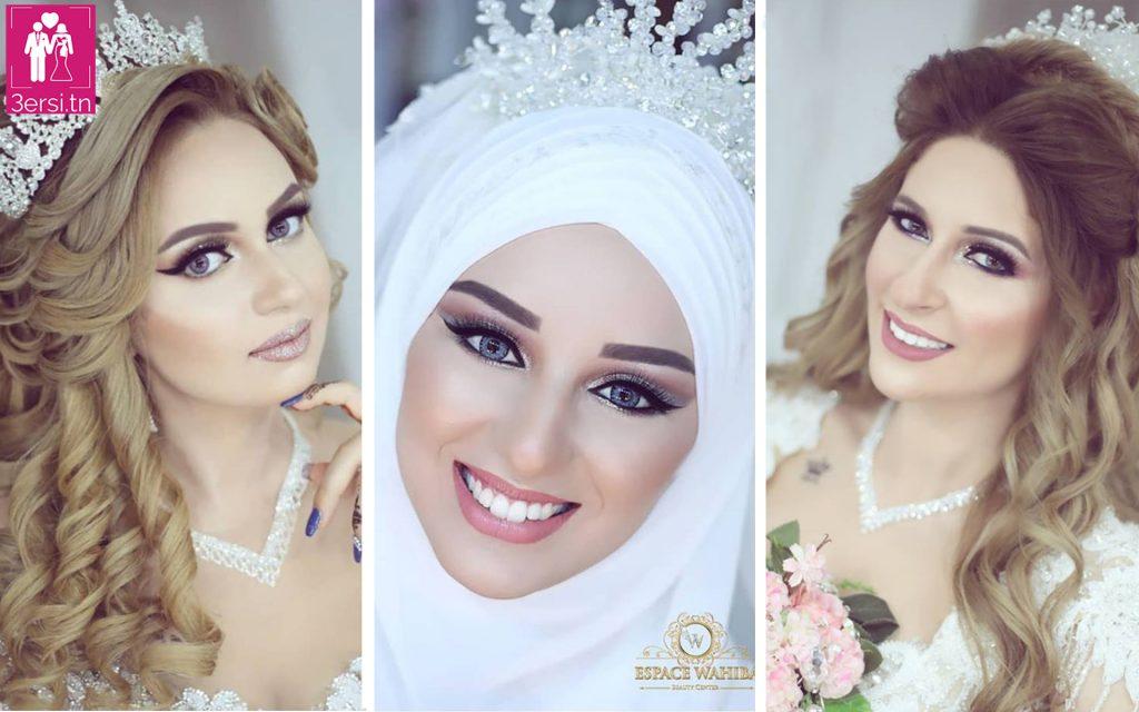 Les plus belles mariées de la semaine chez ' Espace Wahiba'