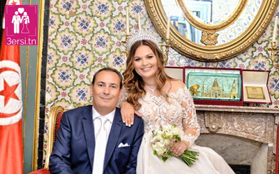 Mariage 'Moez Ben Gharbia ' et 'Rim Noureddine'
