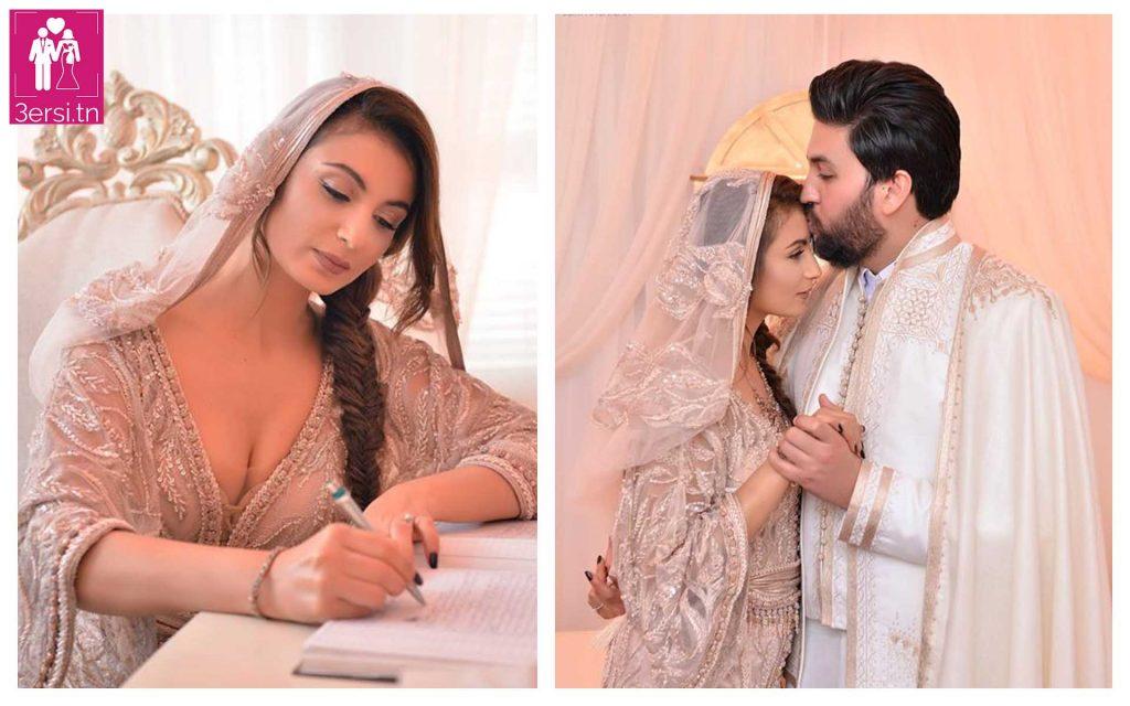 Mariage de Olfa Ben Romdhane