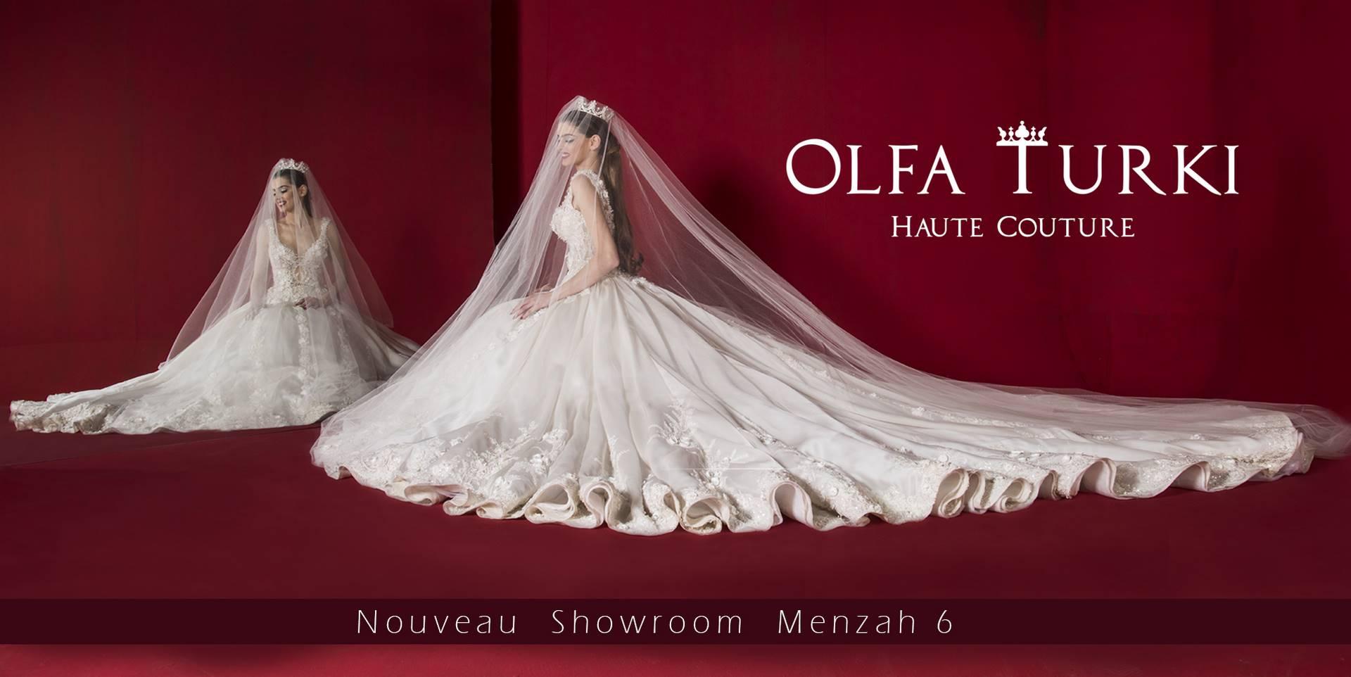 La medina creation olfa mariage tunisie - 80 ans de mariage noce de quoi ...