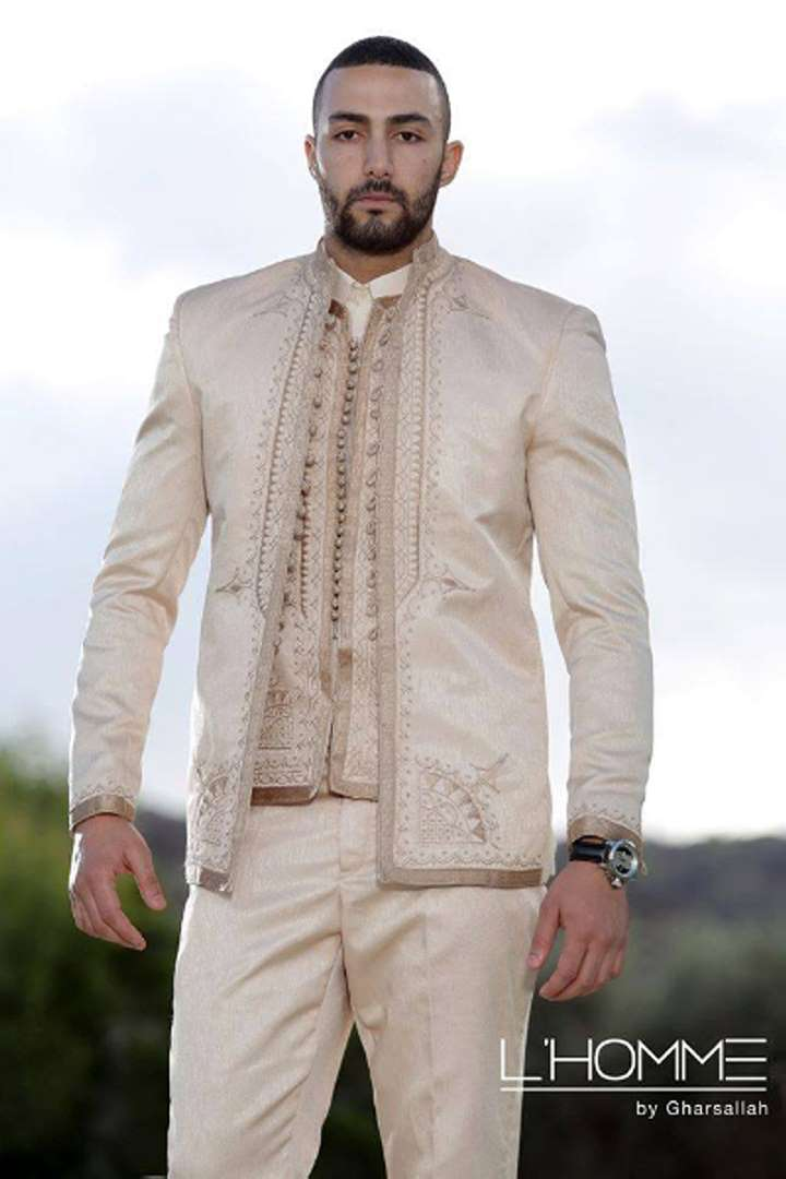 L Homme By Gharsallah Costume Marie Bab Souika Bab