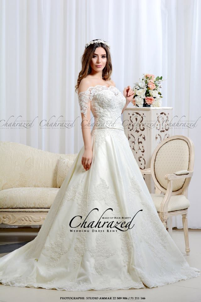 Location robe de mariage zahrouni