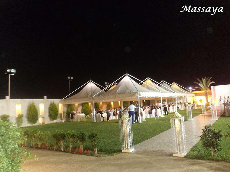 Espace Fete Prestige Salle De Mariage En Plein Air Mornag