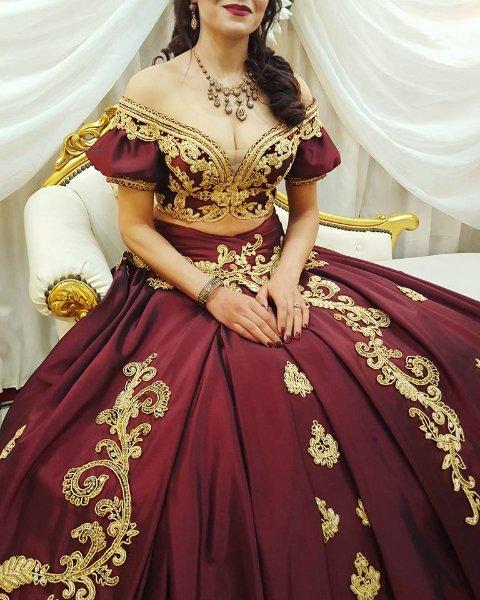 Ezzedine Sghir Maison De Couture Wedding Dress