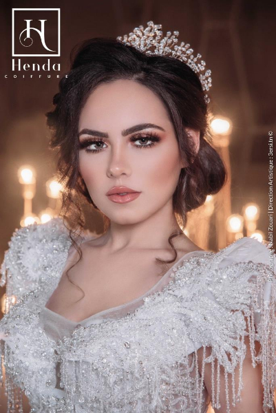 Henda Coiffure Maquillage Beauty Wedding Hairstyle
