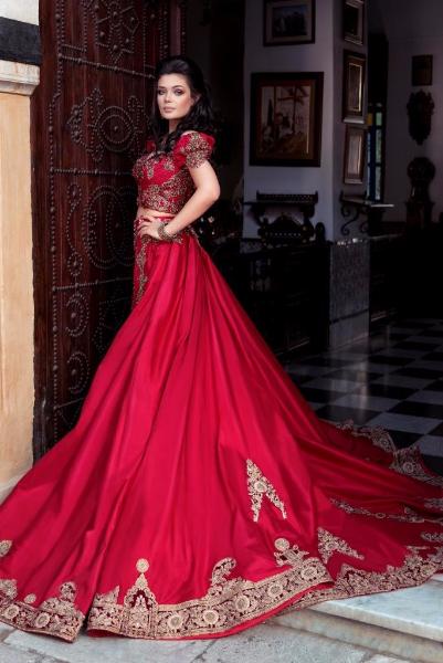 Narjes Haute Couture Robe De Mariage Marsa Ville La